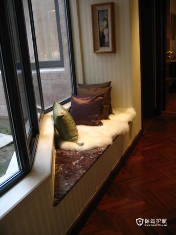 绽放优雅魅力 温馨低调奢华大宅 四房以上装修,豪华型装修,简约风格,地台,装饰画