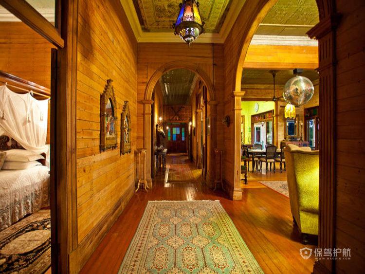 古典美式别墅 雍容华贵奢华居