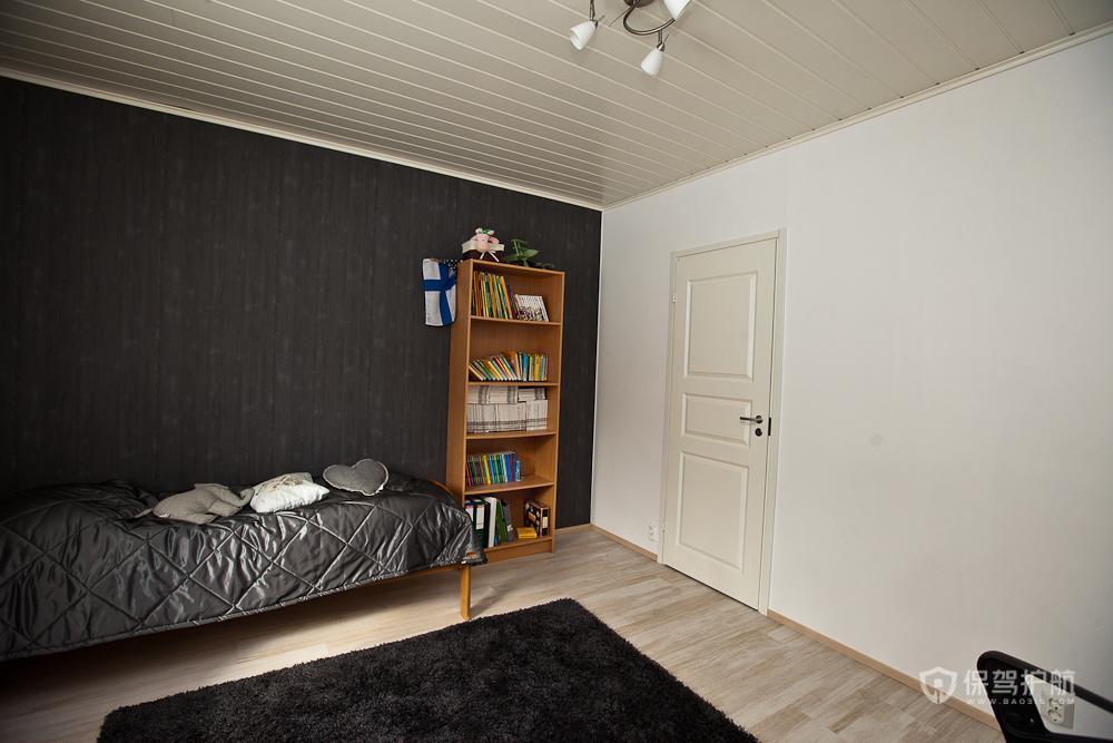 简约北欧风20平卧室装修效果图
