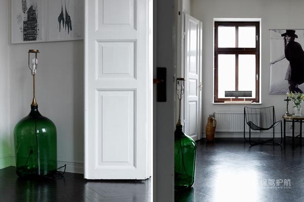 现代简约风80平公寓装修效果图