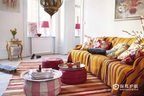 艳丽妩媚公寓 单身女性空间