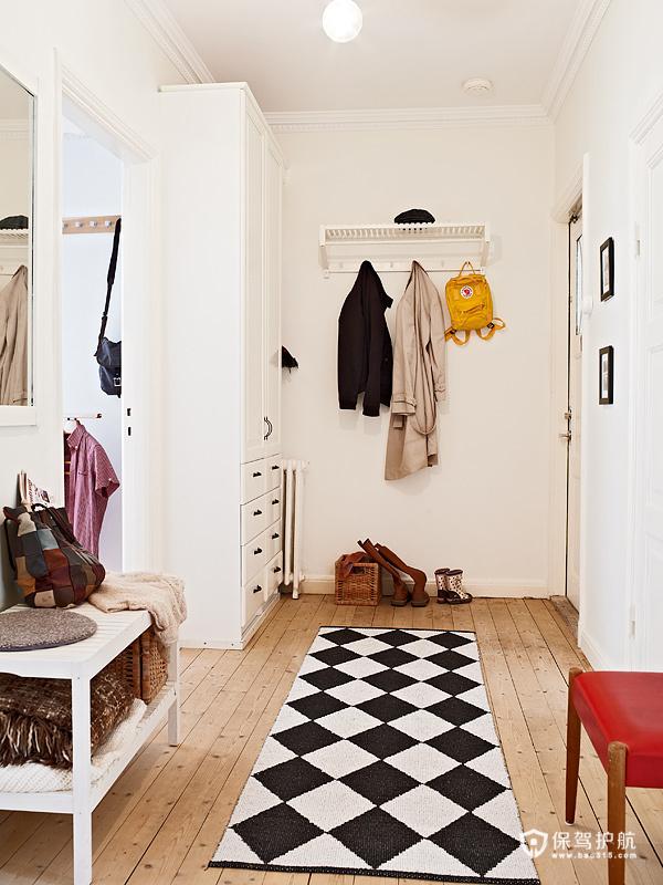 67平米一家三口幸福居 森林小清新公寓