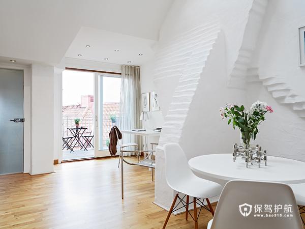 独特个性 96平米精美阁楼
