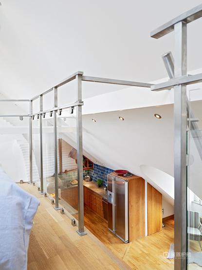 独特个性 96平米精美阁楼 ,,公寓装修,90平米装修,经济型装修,北欧风格