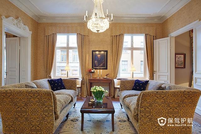 190平北欧式公寓 低调奢华家居