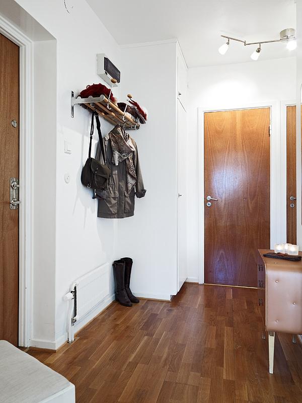 54平米纯白简约风 紧凑型单身公寓