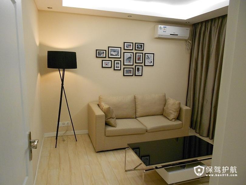 老房改造现代简约风 65平一室户婚房
