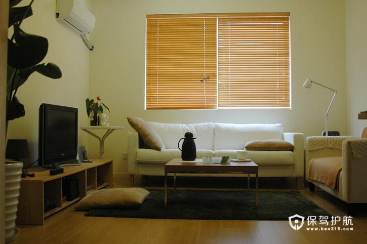 IKEA+MUJI 营造清新的日系风格