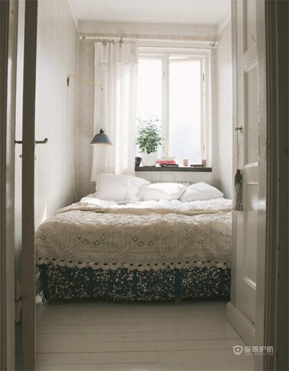 小户型美式乡村风格卧室装修效果图