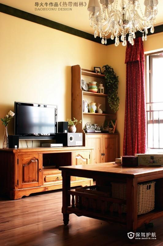 文艺范 13款超强收纳电视背景墙 电视背景墙,客厅,茶几,电视柜
