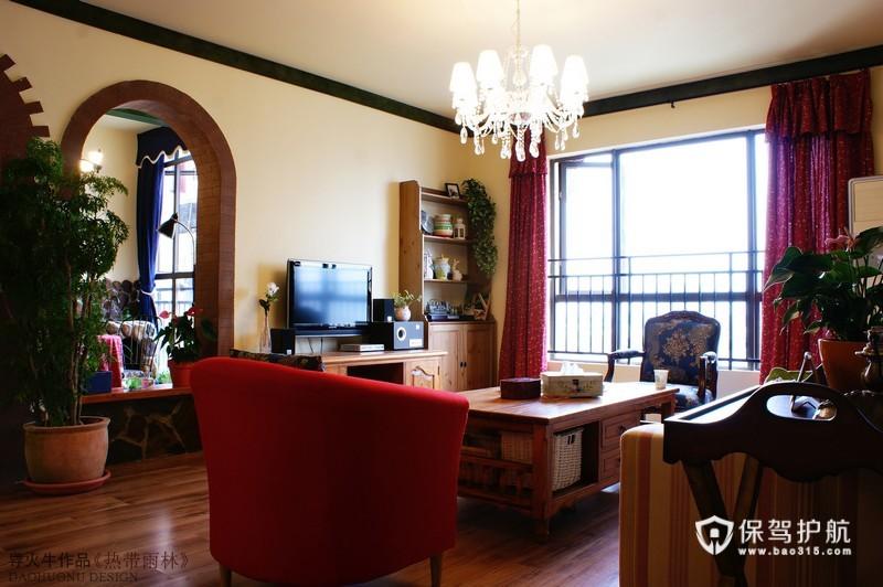 文艺范 13款超强收纳电视背景墙 电视背景墙,客厅,茶几