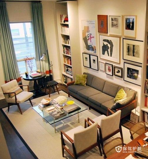 14款力推作品 超强收纳沙发背景墙 沙发背景墙,沙发背景墙 沙发,茶几,照片墙