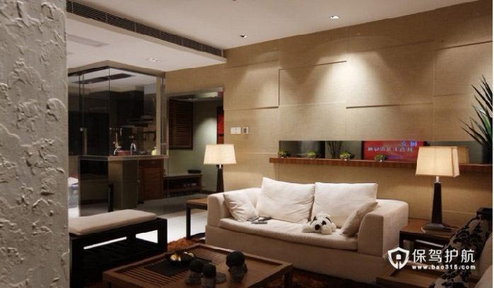 独特不规则表面 11款个性沙发背景墙 客厅,沙发背景墙
