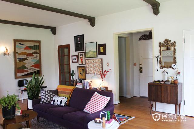 美式居家宅 随性享受惬意生活
