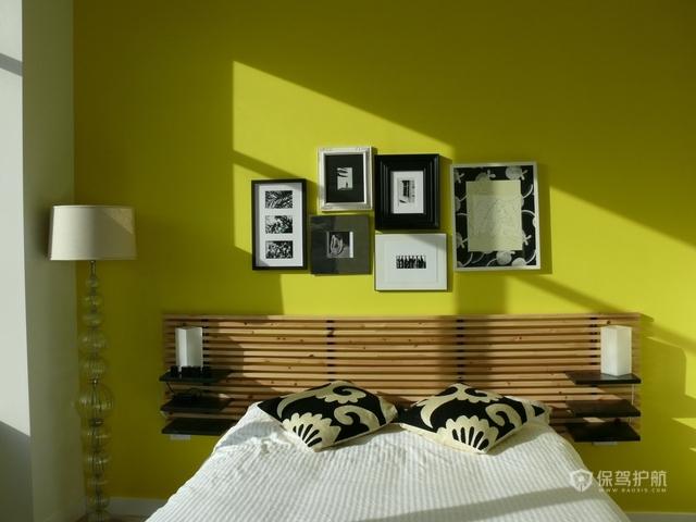 木作古朴家 温馨一居室