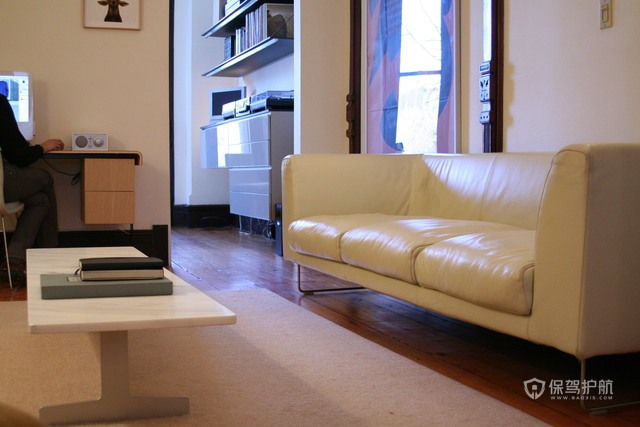 简洁明快公寓 清新舒适生活