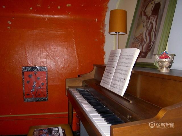 美式风格三室一厅公寓10平米书房创意装潢效果图