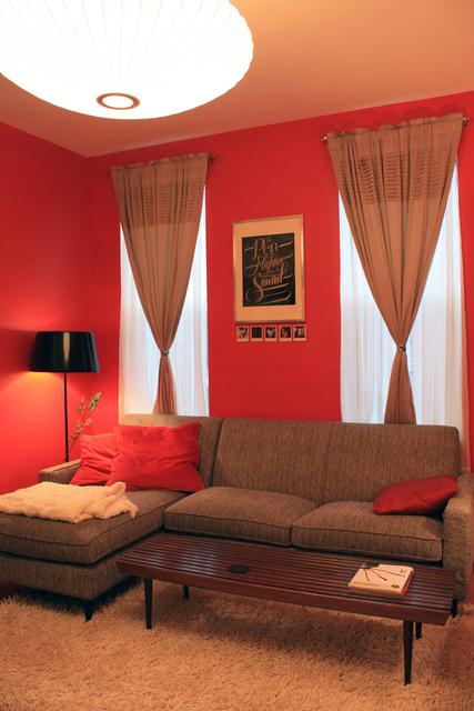 小设计大惊喜 温馨公寓房
