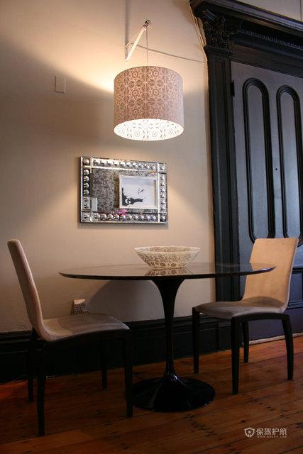 欧式风格别墅餐厅创意软装搭配效果图