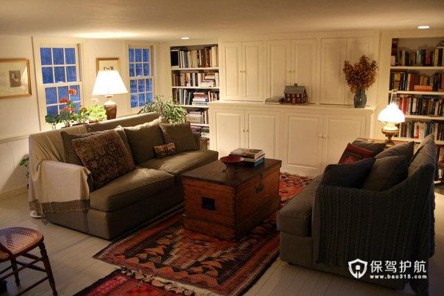 简约文艺居室 舒适实用公寓