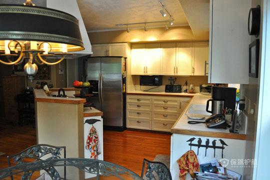 小户型欧式风格厨房装潢效果图
