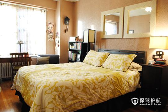 亮彩简约居室 精简随性公寓
