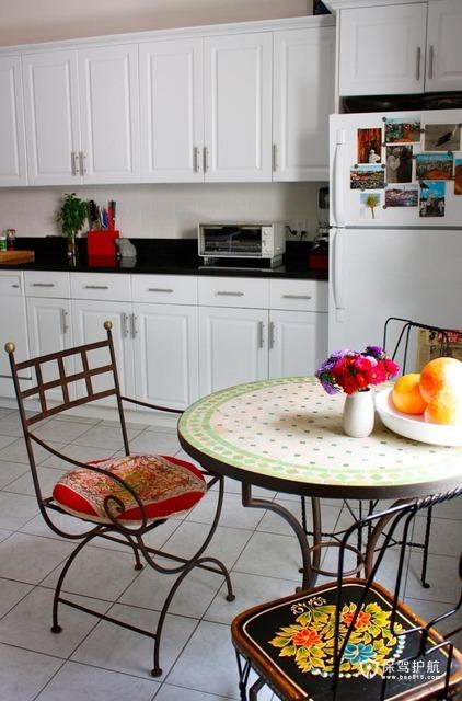浓情异域风  东南亚式loft别墅 别墅装修,130平米装修,富裕型装修,东南亚风格,厨房,橱柜