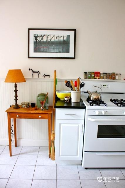 浓情异域风  东南亚式loft别墅 别墅装修,130平米装修,富裕型装修,东南亚风格,橱柜,厨房