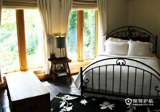 通透明朗居室 欧式实木微古典别墅