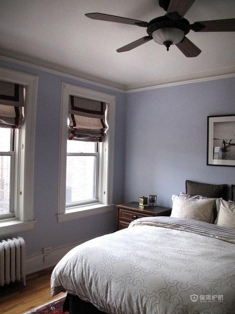90平简约一居室公寓卧室装修效果图