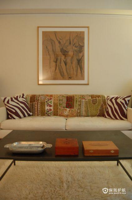 绿色清新卧室 简欧式设计
