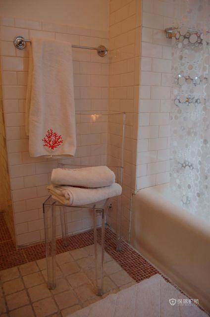 简约风格三室一厅5平米卫生间装修效果图