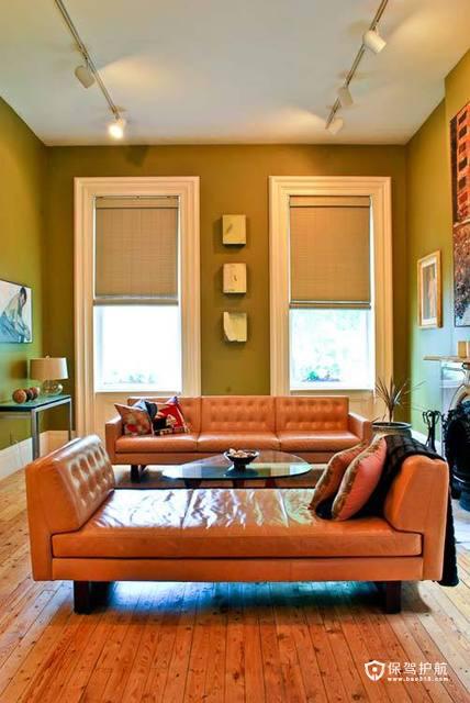 素描大师打造的简约三居室 合理利用空间