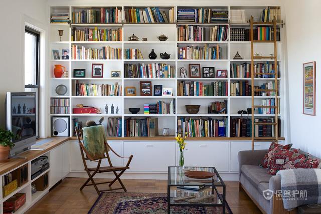 开阔空间明朗感受 极简欧式公寓