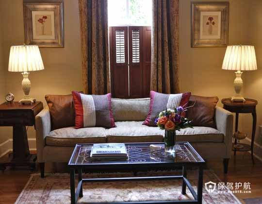 美式混搭设计 浪漫温馨别墅