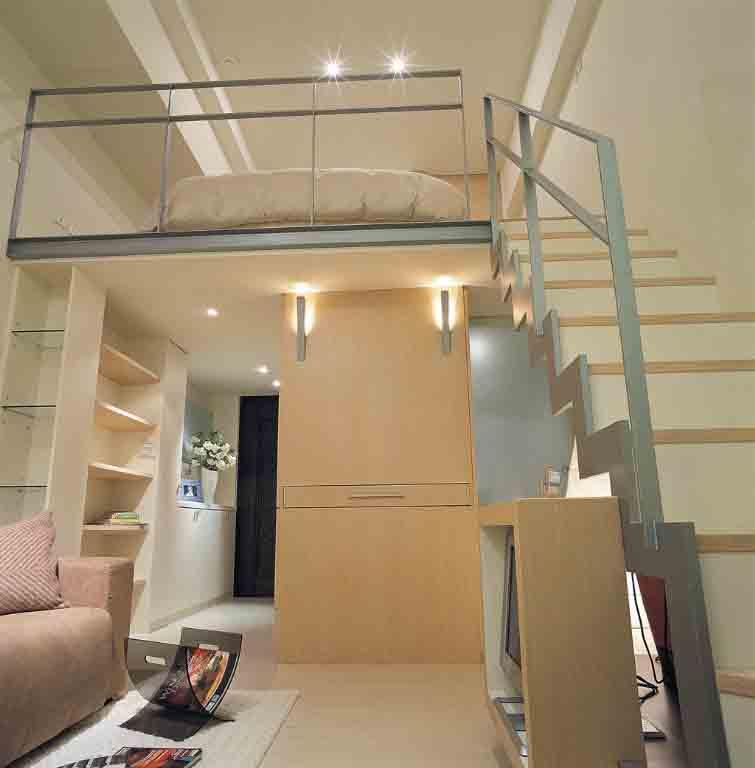 42平米安顿身心舒适房公寓装修40平米装修经济型装修小户型装修