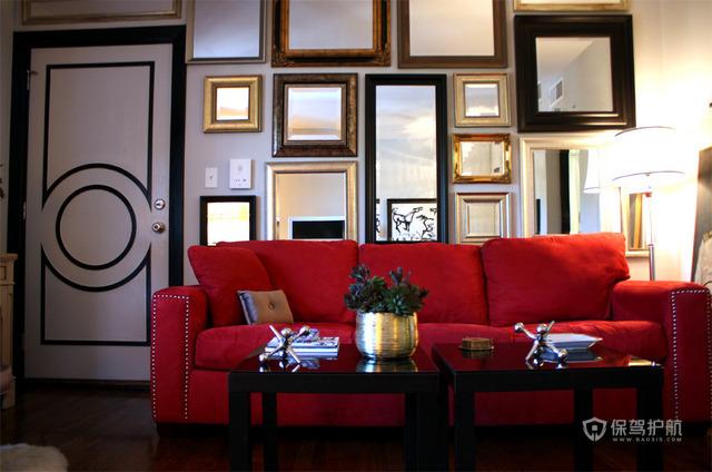 独特典雅精致空间 女生的闺房私密公寓