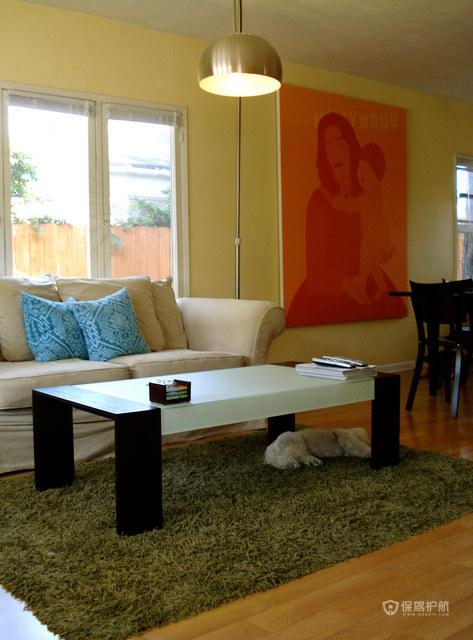 画作是最好装饰品 Abel的公寓画廊家