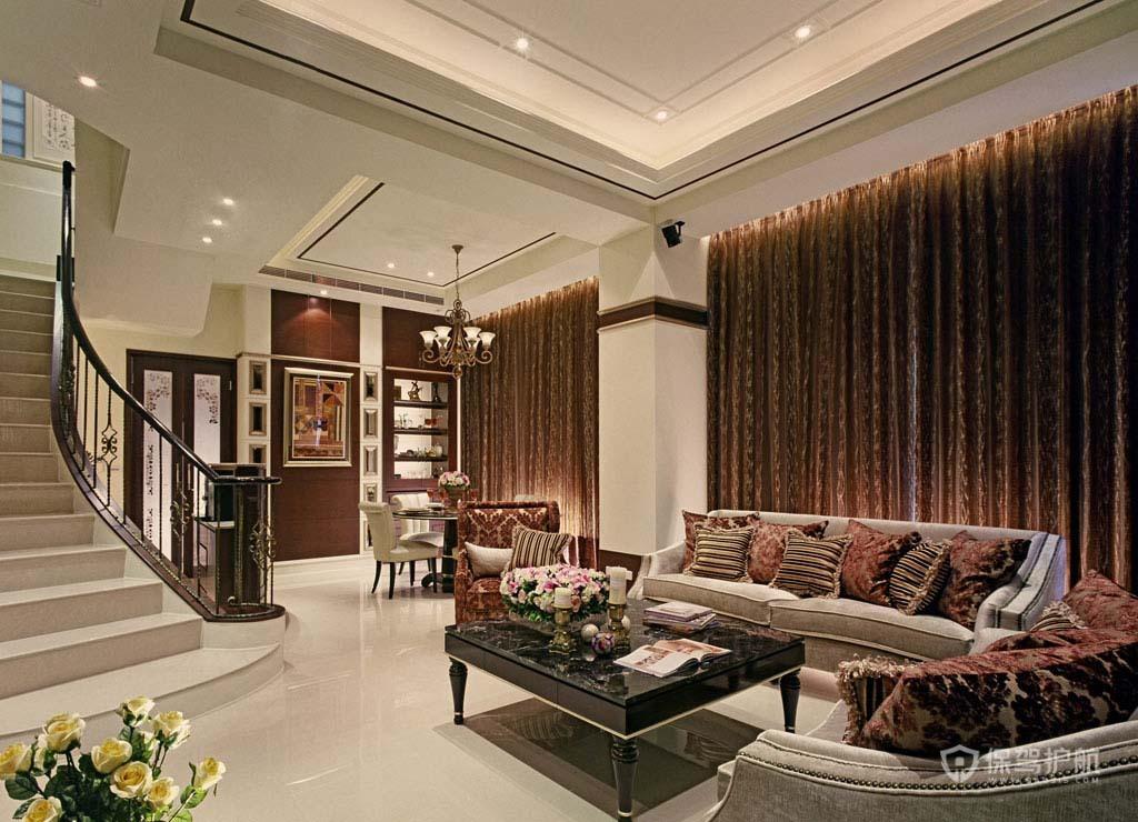 绵延一世的美丽 新古典风豪宅