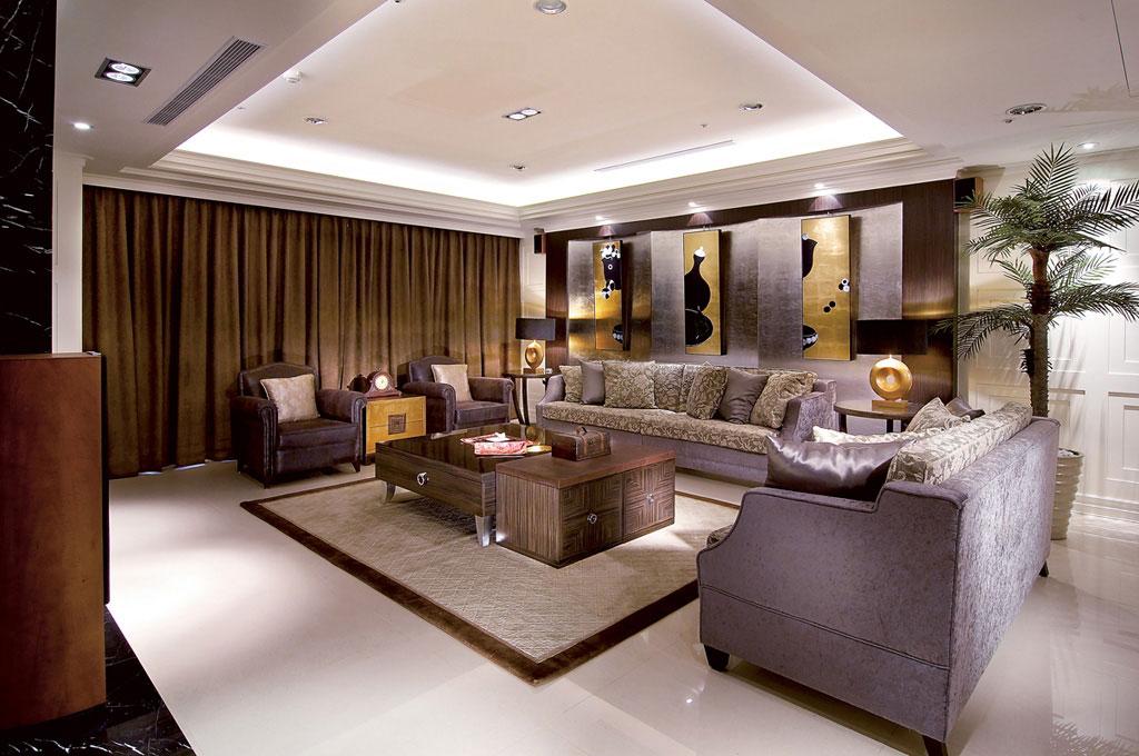 新古典风格 高贵气质豪宅