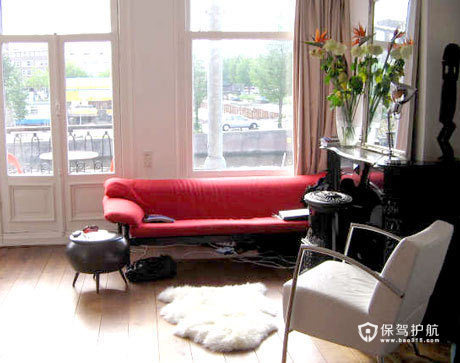 开放欧式公寓 细节出挑为空间添彩