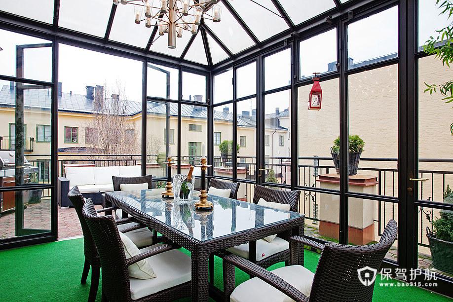 北欧复式楼 最理想舒适生活空间