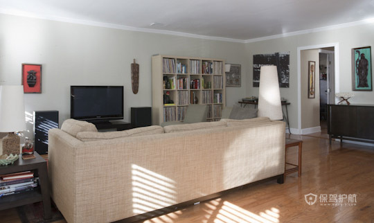 简约式宜家居 提升空间舒适