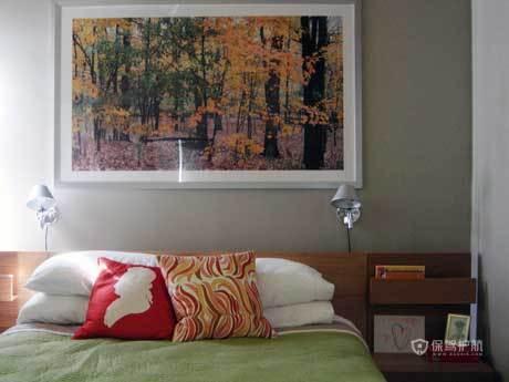 亲切质朴阁楼 实木打造原生态自然家居 阁楼,复式装修,经济型装修,简约风格,海外家居,卧室,床,舒适