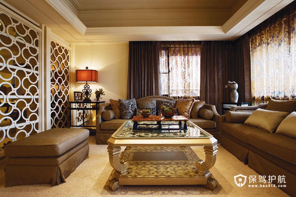 低调奢华新古典 细腻展现优雅气质