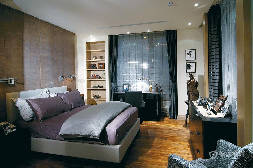 大气新中式豪宅 现代美学尽显奢华风貌