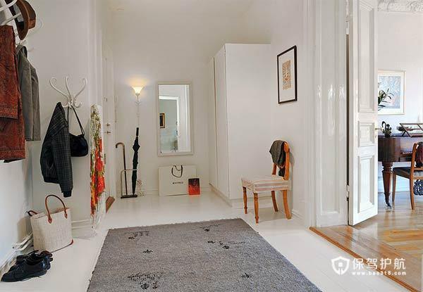 北欧顶楼公寓 164平老宅软装增色