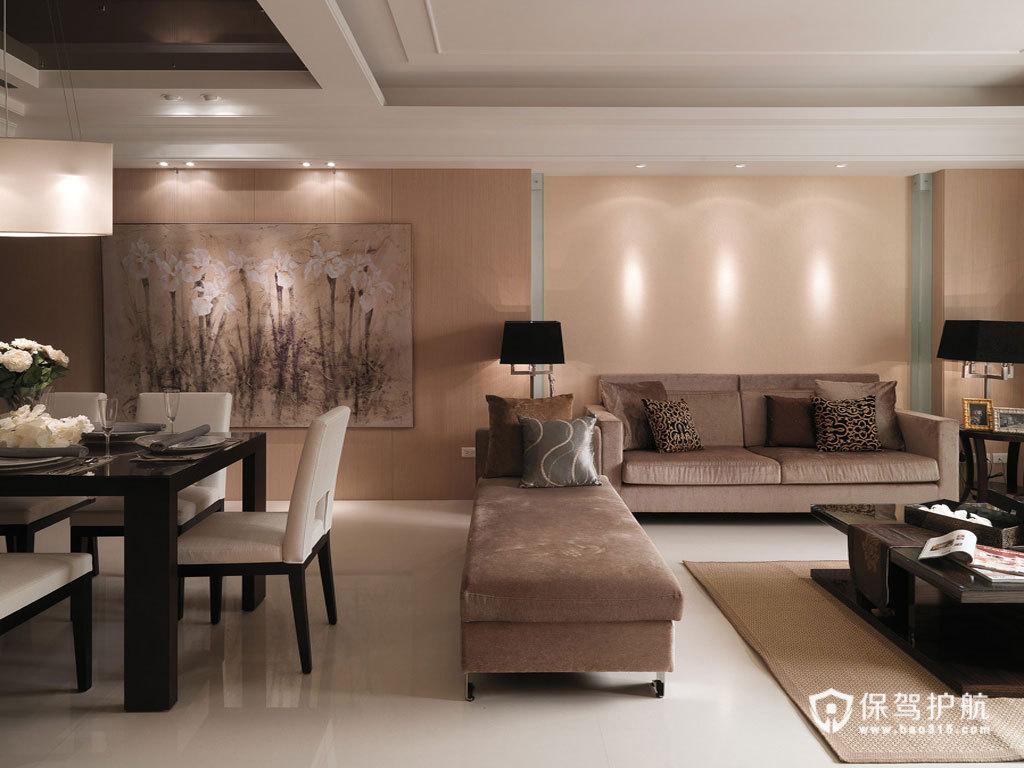 自在现代简约时尚 白色典雅居室