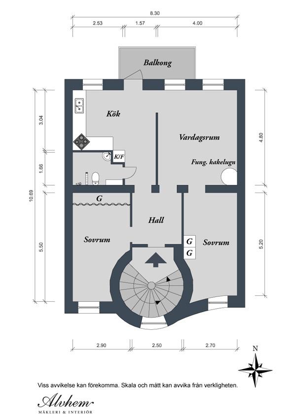 创意设计扮靓美家 一居室宽敞小户型