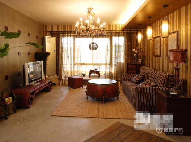 东南亚式公寓 异域风情宜人居
